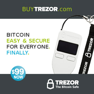 The original hardware wallet: trezor